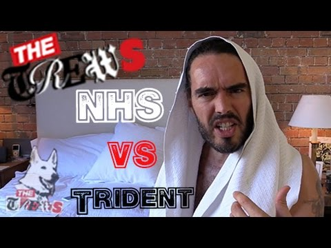 Should NHS Nurses Suffer For Politicians' Blood Money? Russell Brand T...