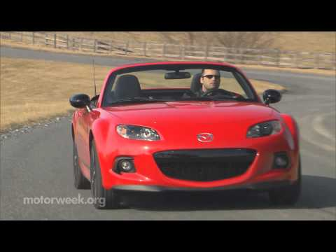 Road Test: 2013 Mazda MX-5