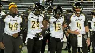 Towson Football snaps win streak with 42-14 loss at Villanova