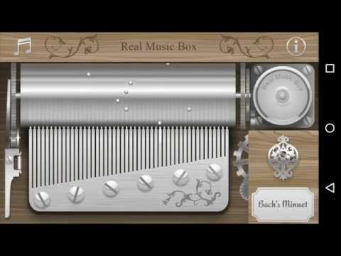 Real Music Box for Android