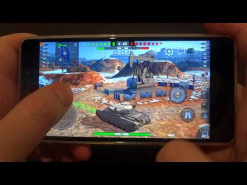 Test World of Tank Blitz for Xiaomi Redmi 4 Pro или как тянет WoT Blitz Xiaomi Redmi 4 Prime
