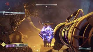Destiny 2 : Farmeo rápido ocaso : TERRENO EXTRAÑO