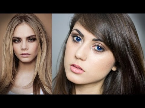 Make de TOP MODEL | Cara Delevingne