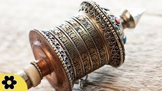 Tibetaanse muziek, Meditatiemuziek, Ontspanningsmuziek, Langzame Muziek, ✿3234C