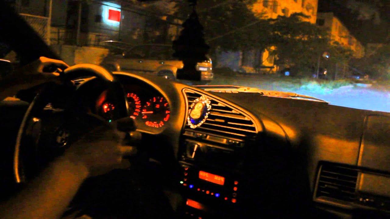 Bmw 328 E36 Night Lights Youtube
