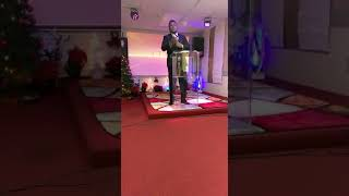 Pst Silas @Omega Fire Ministries California