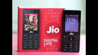 Jio smart phone new model unboxing & Overview - Rs 1500