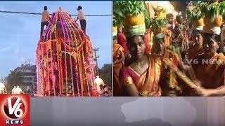Balkampet Sri Renuka Yellamma Rathotsavam || Hyderabad |