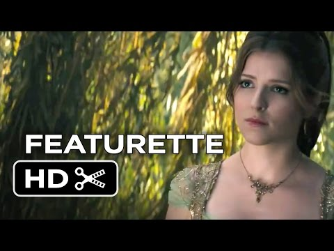 Into the Woods Featurette - Stephen Sondheim (2014) - Johnny Depp, Meryl Streep Musical HD