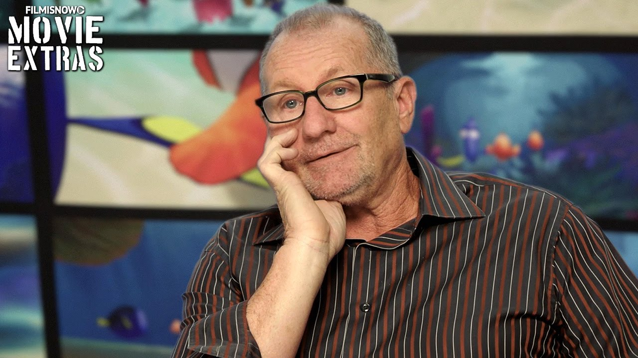 Finding Dory | On-set with Ed O'Neill 'Hank' [Interview]