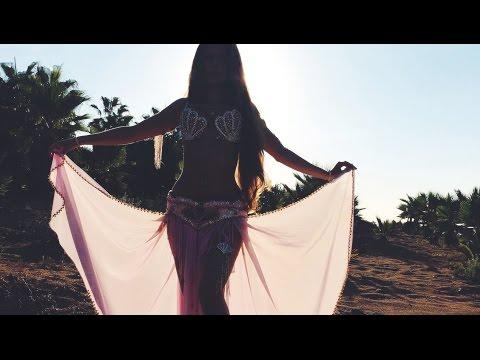 Belly Dancer Isabella - Oriental Harem Belly Dance HD