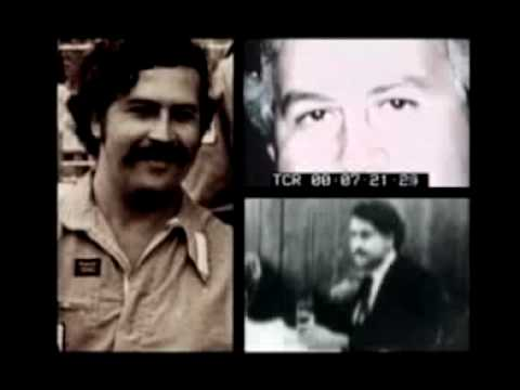 PABLO ESCOBAR Video