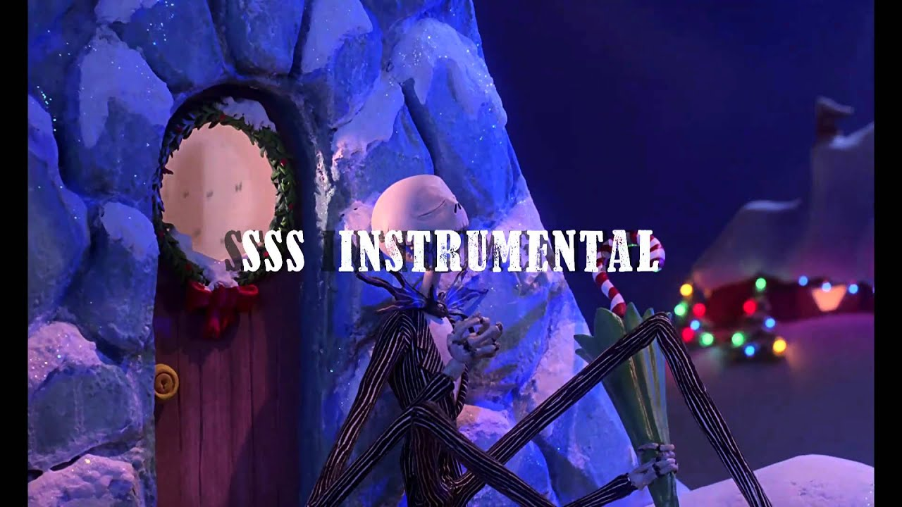 ... this?) Nightmare Before Christmas Instrumental 2 By SSS - YouTube