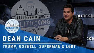 Trump, Gosnell, Superman, & LGBT Rights: Dean Cain Joins Larry King
