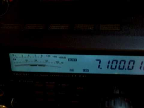Amateur Radio - HF Interference VID1