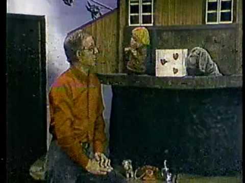 mr Dressup Drawing mr Dressup 1981