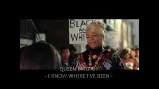 Watch Queen Latifah I Know Where Ive Been video