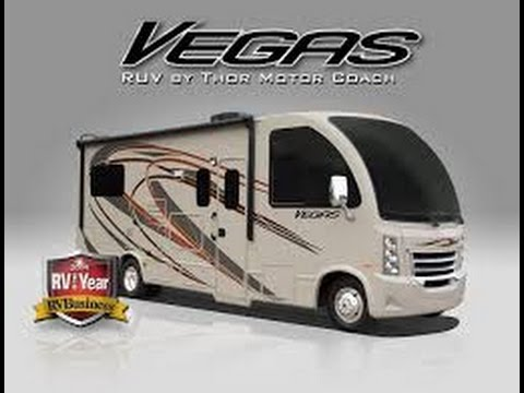 Rv Reviews New Vegas Motorhomes By Thor Motorcoach Axis