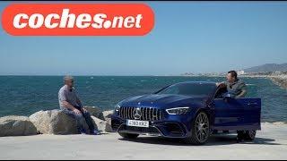 Mercedes-AMG GT 4p 63 S 4MATIC+ 2019 | Prueba / Test / Review en español | coches.net