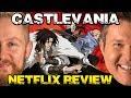 CASTLEVANIA Netflix Review - Film Fury