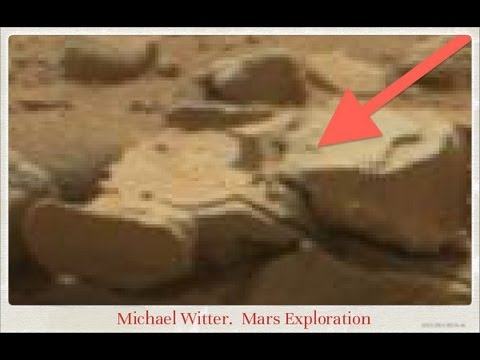 Life on Mars. Latest Evidence 2013 NASA PIC MACHINERY