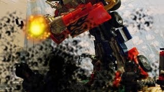 Transformers: Age of Extinction Official Trailer #1 in Stop Motion (1,500 subscribers)