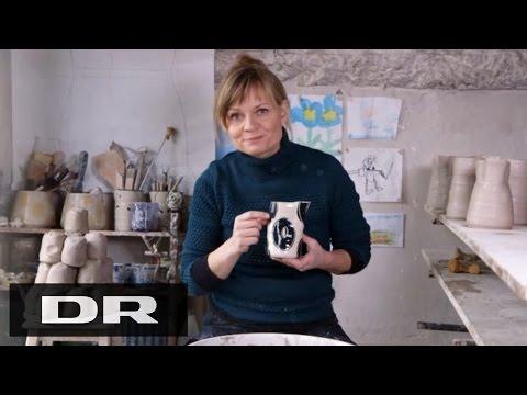 Sådan laver du en mælkekande med Nina | Made in Denmark | DR1