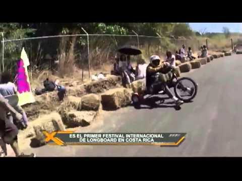 Punk rocker en Adrenalina Extreme- Costa Rica trip