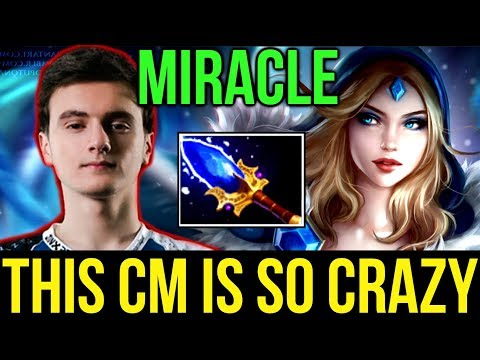 Miracle- [Crystal Maiden] Crazy Jukes Insane Plays - WTF is this CM? Dota2