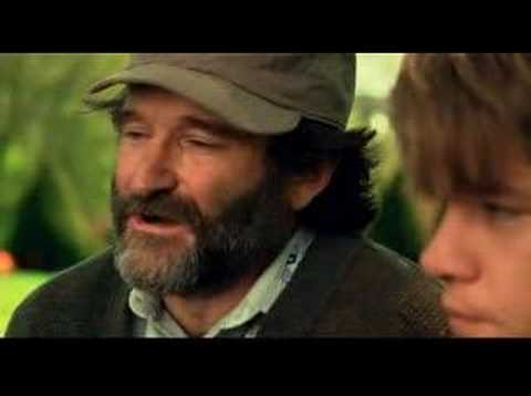 [Great Movie Scenes] Good Will Hunting - Park Scene