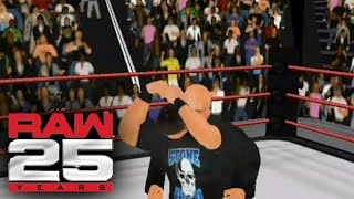 STONE COLD STEVE AUSTIN RETURN STUNNER VINCE MCMAHON AND SHANE MCMAHON