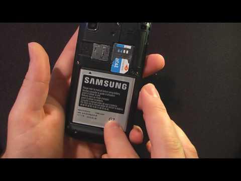 Samsung Galaxy S GT-i9000 Wont Turn On - Hard Reboot Tutorial