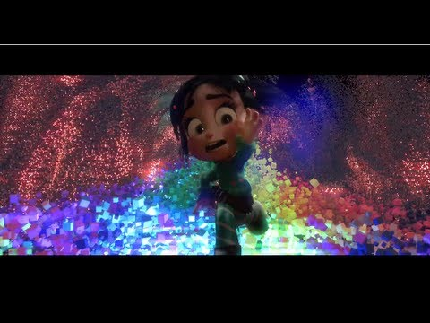 Wreck It Ralph Clip Why Vanellope Cannot Race Youtube