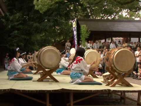 熱田まつり(尚武祭)HD版