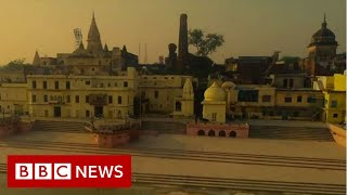 Ayodhya verdict explained in one minute - BBC News