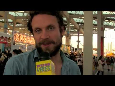 Father John Misty / Josh Tillman- Bad Culinary Tour | WEIRD VIBES ep10 (p1)