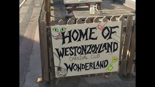Westonzoyland Carnival Club - Wonderland - From Model to Road 2018