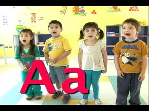 Canta a e i o u - Cantando Aprendo a hablar