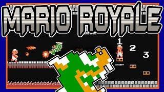 1st Place + Bowser Kill?! MARIO ROYALE - Super Mario Bros. Battle Royale Game
