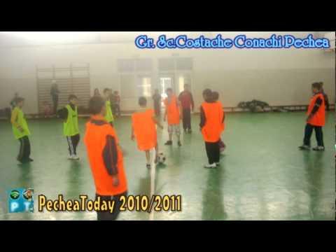 Juniorii de la clasa a 4 a la finala de fotbal 2010-2011