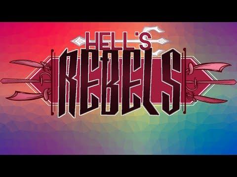 Hells Rebels Ep 13: On the Slashers Trail