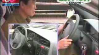 North korean car commercial subtitled
