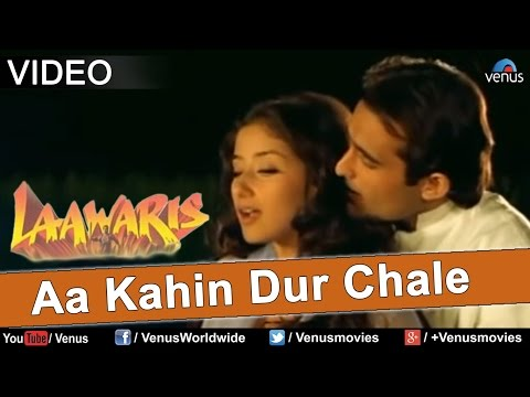 Aa Kahin Dur Chale Full Video Song : Laawaris | Akshay Khanna...