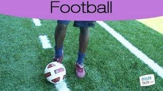 Football : les techniques de frappe