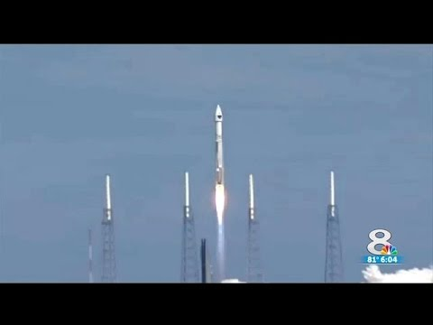 Atlas V successfully launches from Cape Canaveral