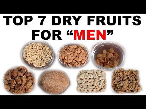 चमत्कारी ड्राई फ्रूट्स जो रखें जवान - Dry Fruits which Make You Younger | Subtitles English