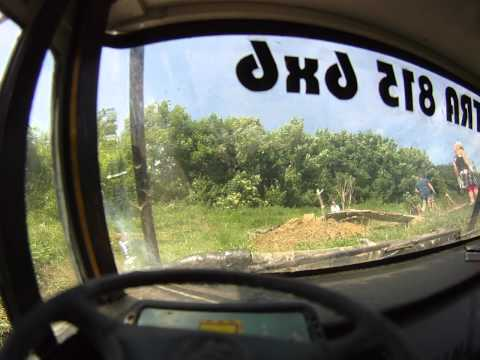 RC Trial Tatra 815 6x6x4 - GoPro HD On Board