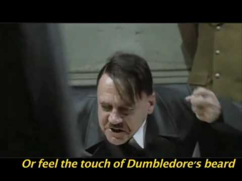 Hitler Finds Out He was Not Accepted into Hogwarts