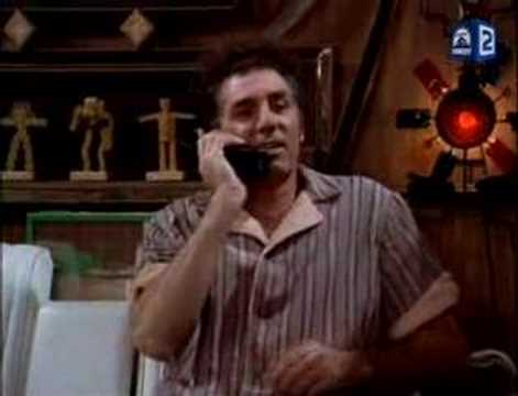 Kramer the movie expert [Seinfeld S7E08] Moviephone Music Videos