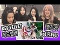 download [KPOP REACTION] RED VELVET 레드벨벳 -- RED FLAVOR 빨간 맛